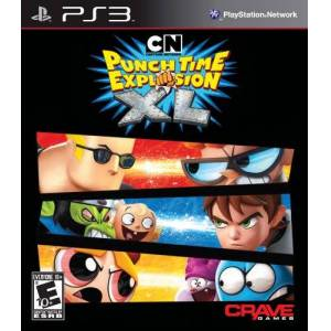 SVG Distribution Cartoon Network: Punch Time Explosion XL Playstation 3