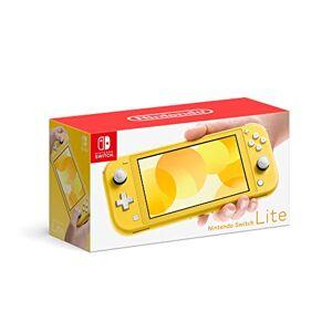 Nintendo Switch Lite Edición Estándar, Amarillo Standard Edition