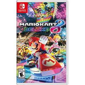 Nintendo Mario Kart 8 Deluxe Nintendo Switch Standard Edition