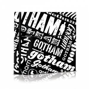 Controller Gear Gotham Graffiti PS4 Console Skin Officially Licensed by PlayStation