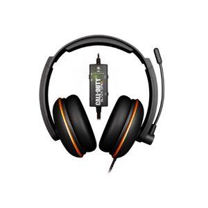 """Turtle Beach TBS-4135-01 auricular Auriculares con micrófono (Consola de juegos, Binaurale, Diadema, Negro, 3.5 mm (1/8""""), Alámbrico)"""