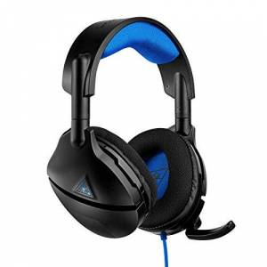 Turtle Beach Stealth 300 Amplified Wired Gaming Headset forPlayStation 4