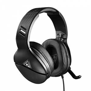 Turtle Beach Recon 200 Wired Stereo Universal Gaming Headset Black
