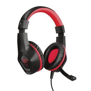 Trust Gaming Audífonos Gamer, Audífonos para video juegos, Audífonos diadema, Auriculares para Jugadores con Micrófono para PS4, PS5, Xbox Series X S, Nintendo Switch, Móviles, PC, Mac, Gaming Headset, Trust GXT 404R Rana