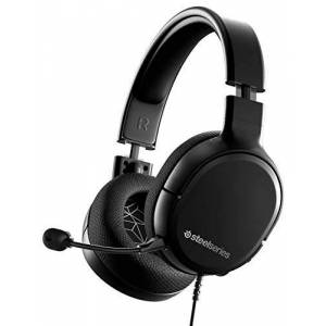 Steel Series SteelSeries Arctis 1 Soporte para PC, PS4, Xbox, Nintendo Switch, Mobile (micrófono ClearCast Desmontable (PS4///)