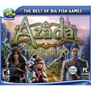 BIG FISH GAMES Azada 3: In Libro
