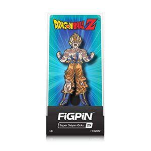 FiGPiN Ball Z: Super Saiyan Goku FiGPiN Not Machine Specific