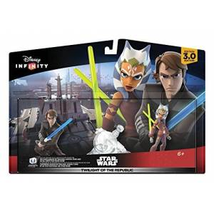 Disney Infinity Star Wars: Twilight of the Republic Play Set: Anakin & Ahsoka Twilight Of The Republic Play Set Edition