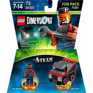 LEGO Dimensions Fun Pack A-team