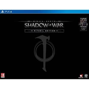 Warner Bros. Interactive Entertainment Middle Earth Shadow of War Mithril Edition