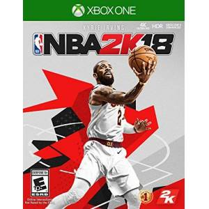 Take 2 Interactive Nba 2k18: Early Tip Off Edition