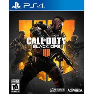 Activision Inc. Call of Duty: Black Ops 4 PlayStation 4 Standard Edition