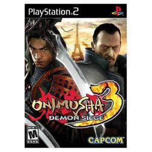 Capcom Onimusha 3: Demon Siege