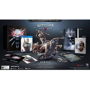 Warner Bros. Games The Witcher 3: Wild Hunt PlayStation 4 Collector's Edition
