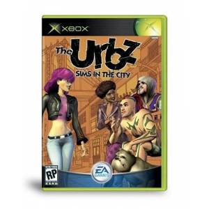 Electronic Arts Urbz: Sims in the City Xbox