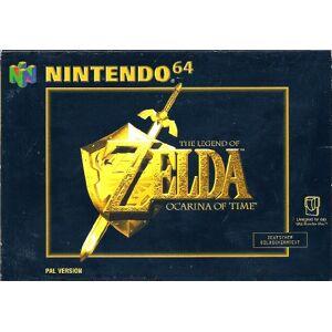 Nintendo La leyenda de Zelda: Ocarina of Time Collector's Edition