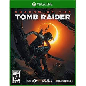Square Enix Shadow of the Tomb Raider Xbox One Standard Edition