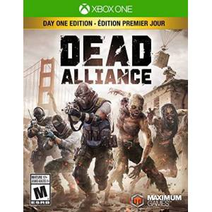 Maximum Gaming Deadly Alliance: Day One Edition Xbox One