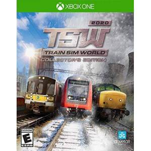 Maximum Games Train Sim World 2020 Colector's Edition Collector's Edition Xbox One