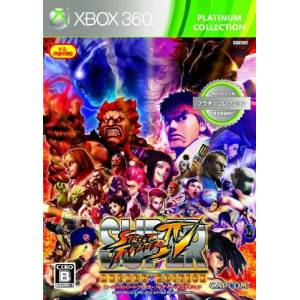 Capcom Super Street Fighter IV: Arcade Edition (Platinum Collection) [Japan Import]