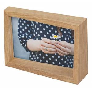 Umbra Edge Picture Frame, Natural, 4 x 6 Inch