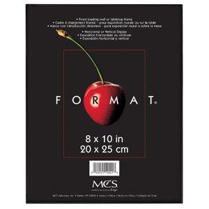 MCS 12441 8 by 10 Format Frame, Black