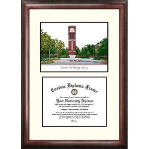 "Campus Images ""Louisiana Tech University Scholar Diploma Marco, 8.5"" x 11"