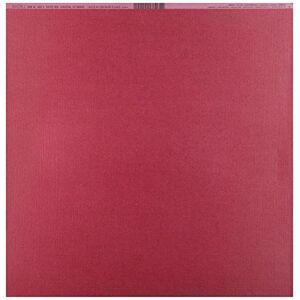 "Bazzill Cardstock 12""X12""-Juneberry/Canvas"