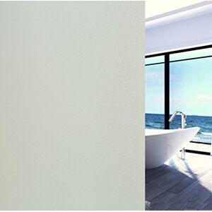 Arthome WALL DECOR Arthome Película Privacidad de Vidrio,60x254CM,Translúcido Blanco,Rollo Pegatina Vinilo de Ventana,Sin Pegamento Adherencia Electrostática,Anti UV,Decorativa Adecuado para Hogar Oficina Baño