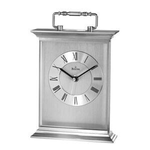 Bulova B7472 Newport Reloj, Color Plateado