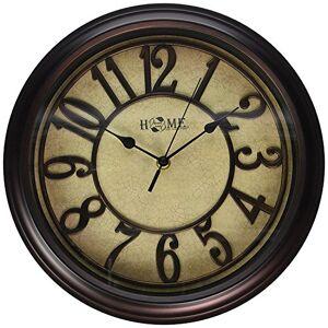 Uniware ® Antique Vintage Wall Clock,12.6 x 2 Inch (Dark Brown), Medium