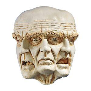 Design Toscano Escultura gótica de Pared (23 cm, poliresina, Color Marfil Antiguo