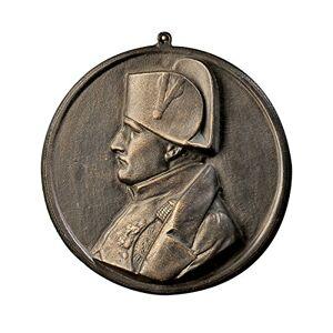 Design Toscano Napoleon Bonaparte Placa Conmemorativa, Sencillo, Única, 1