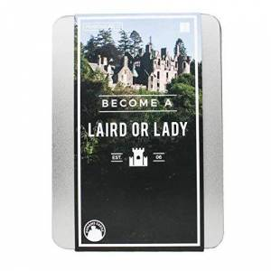 Gift Republic : Become a Laird or Lady Gift Box