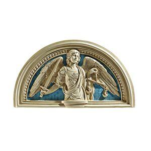 Design Toscano EU33798 St Michael Arcángel, Multicolor