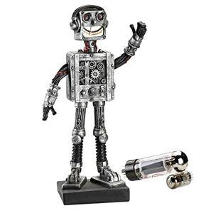 Design Toscano Reboot Estatua de Robot