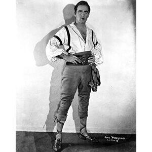 Posterazzi John Barrymore wearing a period costume Photo Print (8 x 10)
