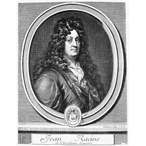 Posterazzi Jean Baptiste Racine N(1639-1699) French Dramatic Poet Copper Engraving By Gerard Edelinck (1640-1707) Poster Print by (18 x 24)