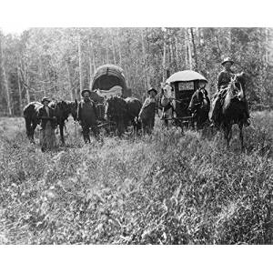 Posterazzi Colorado Emigrants C1875 Nnewly Arrived Settlers In North Park Colorado Photographed C1875 Poster Print by (24 x 36)