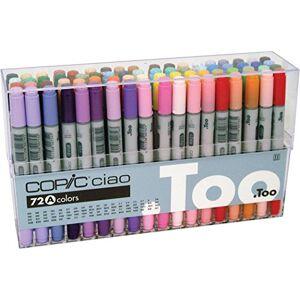 Copic Marker Copic Premium Artist Markers 72 color Set A Intermediate Level