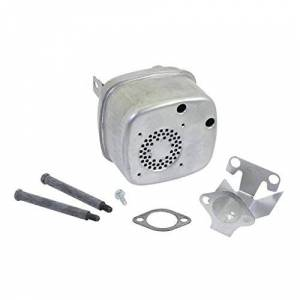 Briggs & Stratton 691874 Silenciador Lo-Tone para Motores horizontales y Verticales de 10-12,5 HP
