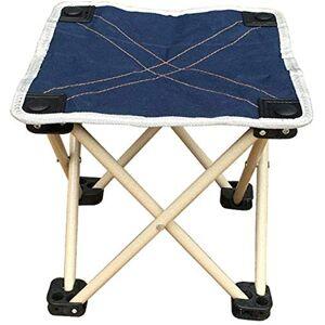 WYJW Taburete de Camping Plegable portátil Taburete de Marco Ligero Silla de Camping al Aire Libre Muebles para Pesca Senderismo Montañismo Pies Planos Estabilidad y Bolsa de Transporte (Color: C