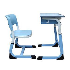khfdd Escritorios y sillas para Estudiantes, escritorios de Entrenamiento Escolar, escritorios para niños, escritorios de Estudio, escritorios para el hogar