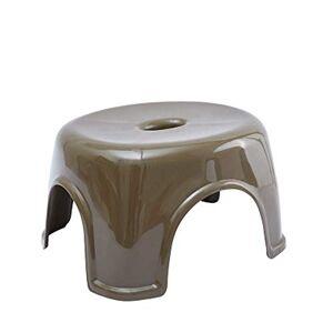Small stool Taburete De PláStico, DiseñO Inferior Antideslizante, Disponible En Dos TamañOs Y Tres Colores. Taburete del Hogar
