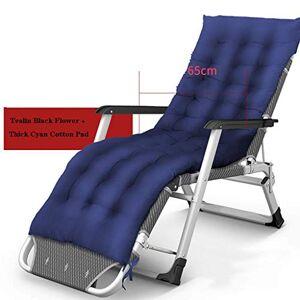 COLOM Sillón reclinable plegable al aire libre Sillas Hamaca  plegar la silla de descanso for el jardín  plegable patio de la piscina cubierta de la silla hijos adultos hamacas silla cómoda relajación