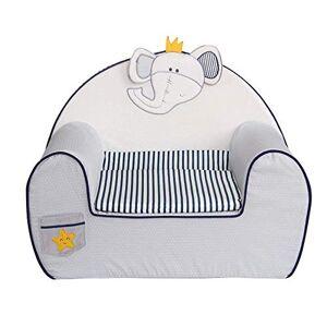 LIMEI-ZEN Silla de comedor Viviendo lectura del sofá del sofá del Presidente de aprendizaje del niño del bebé de habitación Silla cojines del sofá Niños Boy for Relajante juego Lounging (Color: Blanco