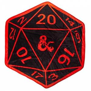 Dungeons and Dragons Dungeons & Dragons: Shaped D20 Throw Standard