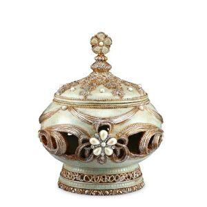 ORE International K-4203-JX Caja para Rosas, diseño clásico