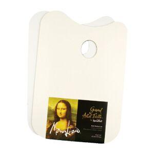 Speedball Mona Lisa 10-Inch-by-14-Inch Gessoed Artists Palette