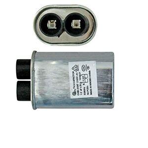 ETbotu 0.92uF 2100V Condensador de Alta tensión HV de Repuesto para Horno microondas, 87*—52*—33mm, 1